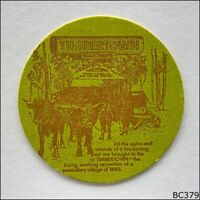 Timbertown Wauchop Green Coaster (B379)