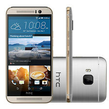 HTC One M9 - 32GB - Silver (Unlocked) 4G LTE Android Smartphone