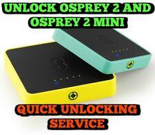 Unlock Osprey 2 Mini 3 Y853 4GEE Y854 Y854VB Y853VB EE40VB EE60VB Unlocking Code