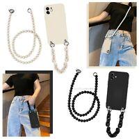 Fashion Crossbody Chain Case Cover For iPhone 11 12 MINI PRO MAX 8 XS XR SE 2020