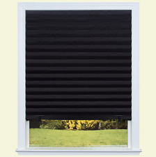 Redi Shade Black Out Paper Temporary Cordless Window Shade 48 W x 72 L in., 4-Pk