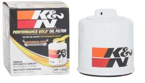 K&N HIGH FLOW OIL FILTER FOR NISSAN MICRA K13 HR12DE 1.2L I3