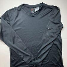 Vintage Nike Athletic Longsleeve Medium Shirt Vtg Tag Clothing Logo Fitness