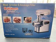 Meat Grinder & Sausage Maker - Butcher's Sundries Brand