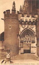 ALBI - Cathédrale Ste-Cécile - Porte Dominique de Florence