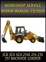 Case 480 C Backhoe Loader Tractors 480C Service Manual CK Construction King CD