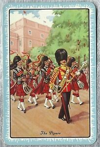 Swap Playing Vintage Card-  The Piper