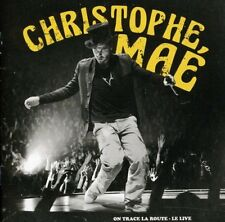CD de musique live édition en chanson française