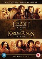 Hobbit Trilogy/The Lord Of The Rings Trilogy (6 Dvd) [2016][Region 2]