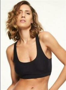 NEW Chantelle SOFT STRETCH SMOOTH CROP TOP #2641 OS #78789