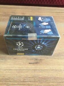 Panini UEFA Champions League 2013 / 2014 Sealed Box 100 Packs - Salah Rookie
