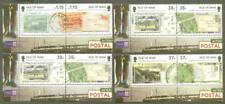 Isle of Man-Internment Camp set mnh-Military-Postal History
