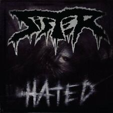 """SISTER """"HATED"""" CD 11 TRACKS NEW+"""