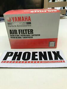 Genuine Yamaha Air Filter for FZR 600 R, 1994-1995