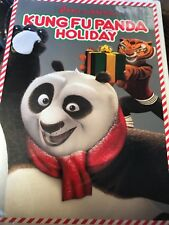 Kung Fu Panda Holiday (DVD, 2013) Factory Sealed FAST SHIPPING