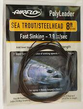 Airflo Polyleader Sea Trout Steelhead 8ft 2 40mtr. fast Sinking