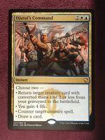 Ojutai's Command  VO  -  MTG Magic (Mint/NM)