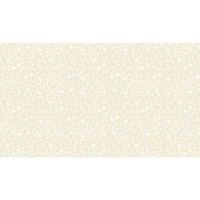 Makower Patchwork Fabric Essentials Doodle Ditzy Light Cream - Per 1/4 Metre