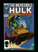The Incredible Hulk 331 comic by Marvel in Near Mint.