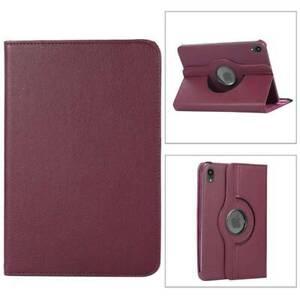 360 Rotating PU Leather Folio Stand Protective Case Cover for iPad mini 6 2021