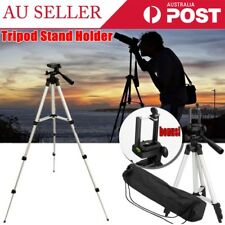 Universal Telescopic Tripod Stand Holder Mount For Digital Camera Smart Phone AU