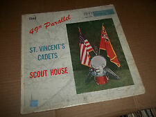 49th PARALLEL Drum & Bugle Corps fleetwood LP St. Vincents Cadets SCOUT HOUSE