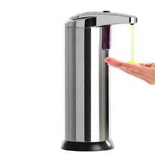 Stainless Steel Free Automatic IR Sensor Touchless Soap Liquid Dispenser+GOOD FY