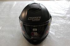 Nolan N90.2 Klapphelm Motorradhelm Helm schwarz Matt Gr. XL UVP269,90€