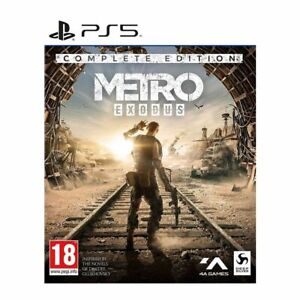 Metro Exodus - Complete Edition (PS5)  PRE-ORDER - RELEASED 18/06/2021 - NEW