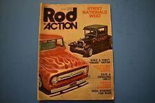 Rod Action Magazine July 1975 Issue