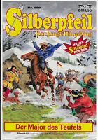 Silberpfeil Nr.659 mit Poster - TOP Z0-1 BASTEI WESTERN COMICHEFT Frank Sels