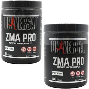 Universal Nutrition ZMA Pro - 2 sizes - Combines zinc, magnesium, and vitamin B6