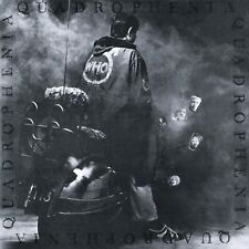 The WHO Quadrophenia BANNER HUGE 4X4 Ft Fabric Poster Tapestry Flag album cover