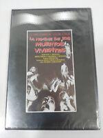 LA NOCHE DE LOS MUERTOS VIVIENTES DVD SLIM GEORGE A. ROMERO TERROR NEW NUEVO