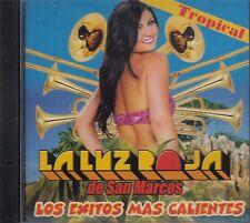 La Luz Roja De San Marcos Los Exitos Mas Calientes CD New Nuevo Sealed