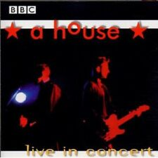 """A House–CD: """"Live In Concert"""" [BBC-Recording]"""