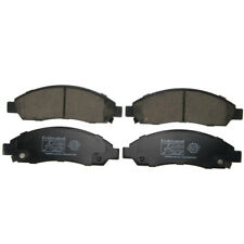 Disc Brake Pad Set Front Federated D1039C