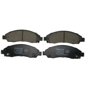 Disc Brake Pad Set-SST Front Federated D1039C