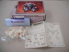 "1994 ""Sd Zero"" Elfin Non Scale Soft Vinyl Kit Unbuilt & Mt In Box W/All Inserts!"