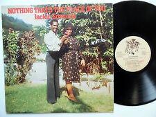 JACKIE EDWARDS Nothing Takes the Place of you LP Reggae    #17