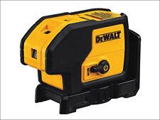 DeWALT DW083K Self Levelling Laser Pointer 3 Beam Dot