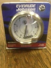 Evinrude / Johnson / OMC Outboard Tacho Rev Counter System Check Boat Fishing