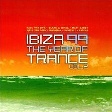 Various Artists : Ibiza 99 Year of Trance V.2 (Limited Edi CD