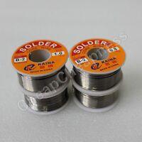Tin Lead Line Rosin Core Flux Solder Welding Iron Wire Reel 63/37 1mm 100g HGUK