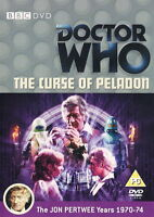 Doctor Who - The Curse of Peladon (édition spéciale) envoi in 24 HEURES Dr Who