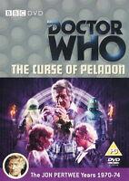 Doctor Who - The Curse Of Peladon (Édition Spéciale) Parfait État Fantastiques