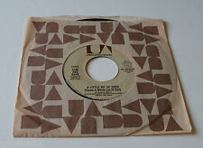 Sam And Dave 1974 UA 45rpm A Little Bit Of Good b/w Blinded By Love  Cropper