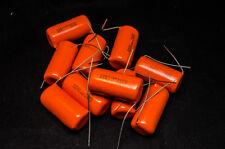 1 PCs SPRAGUE 715P .22uf 600V Film capacitor 0.22uF 224 Orange Drop CDE Guitar