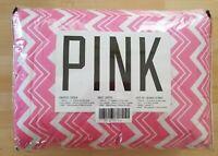 Victorias Secret Pink Aztec Full/Queen Comforter new