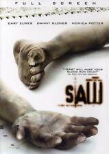 Saw [New DVD] Full Frame